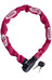 ABUS Catena 685 Shadow - Candado de cable - rosa
